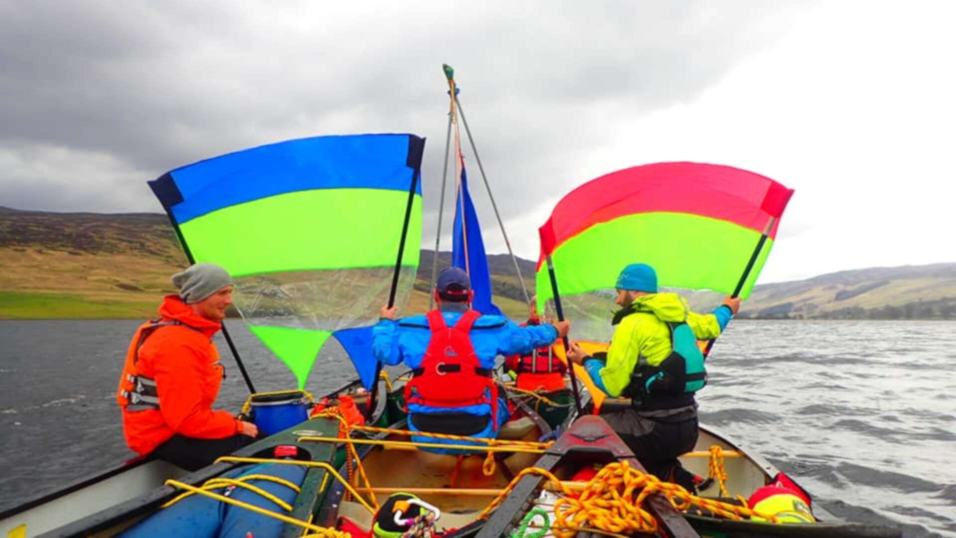 British Canoeing Leadership Course - Multi Craft