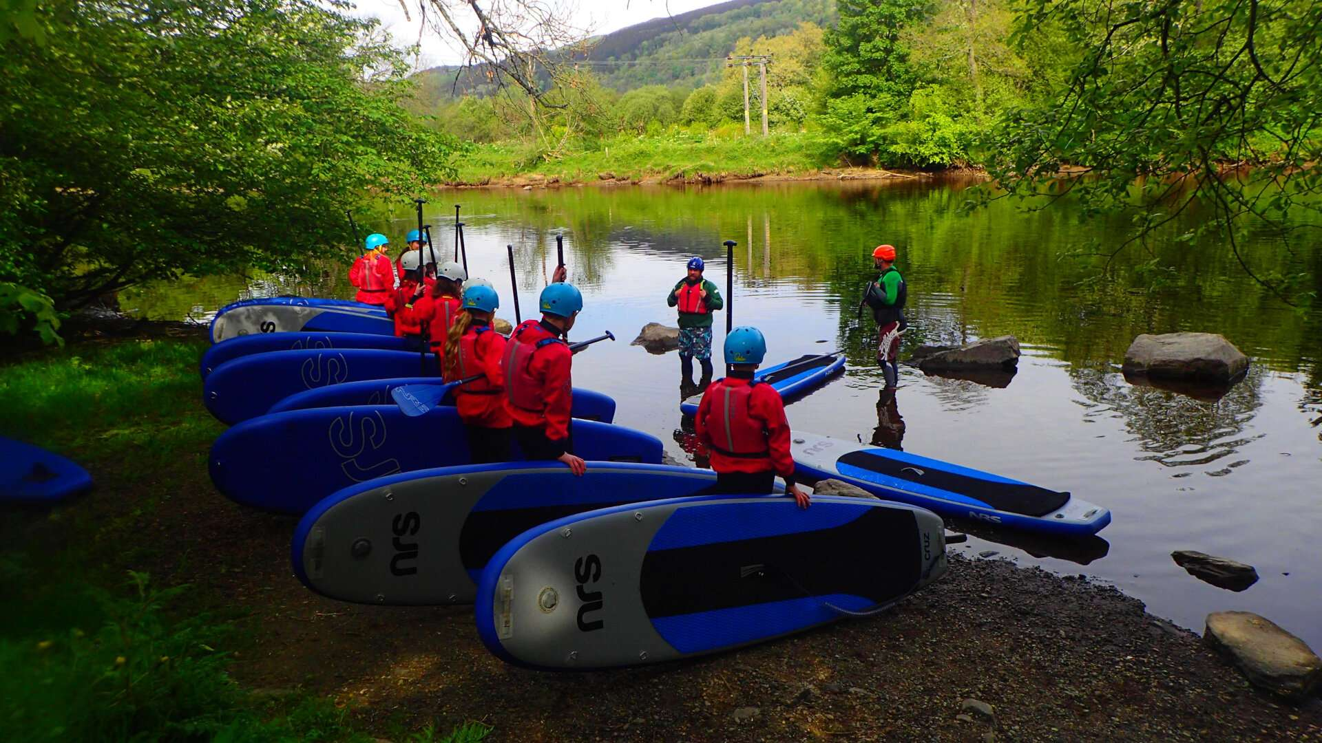 British Canoeing Foundation Safety and Rescue Course