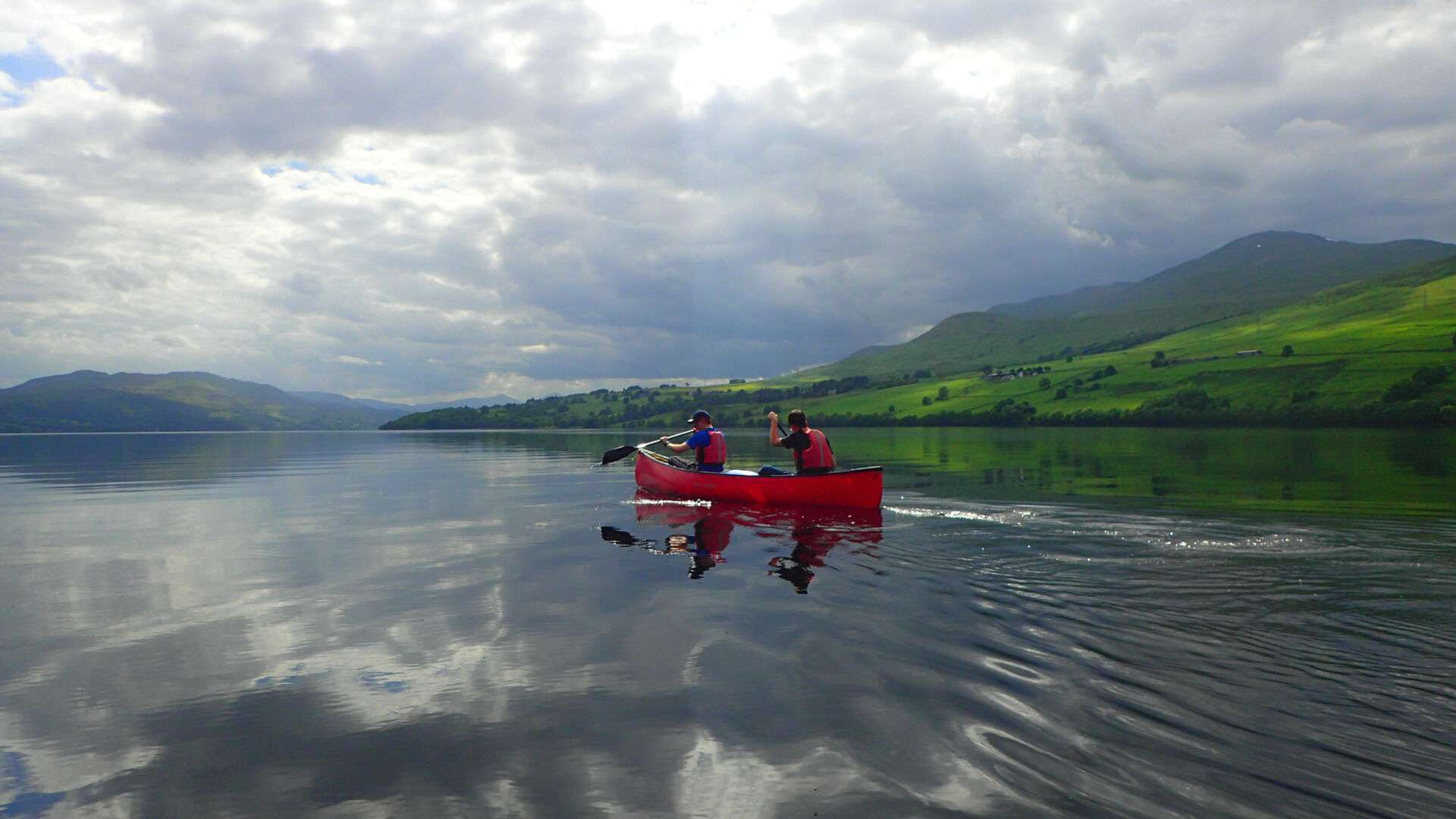Great Glen Way Expedition
