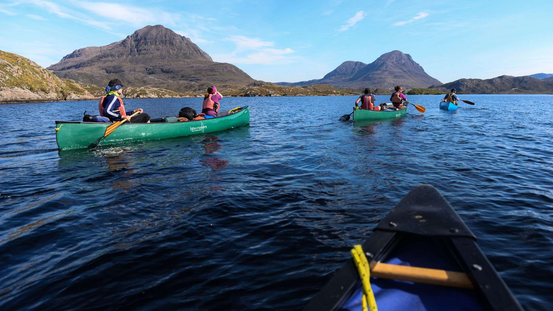 North West Highlands Expedition