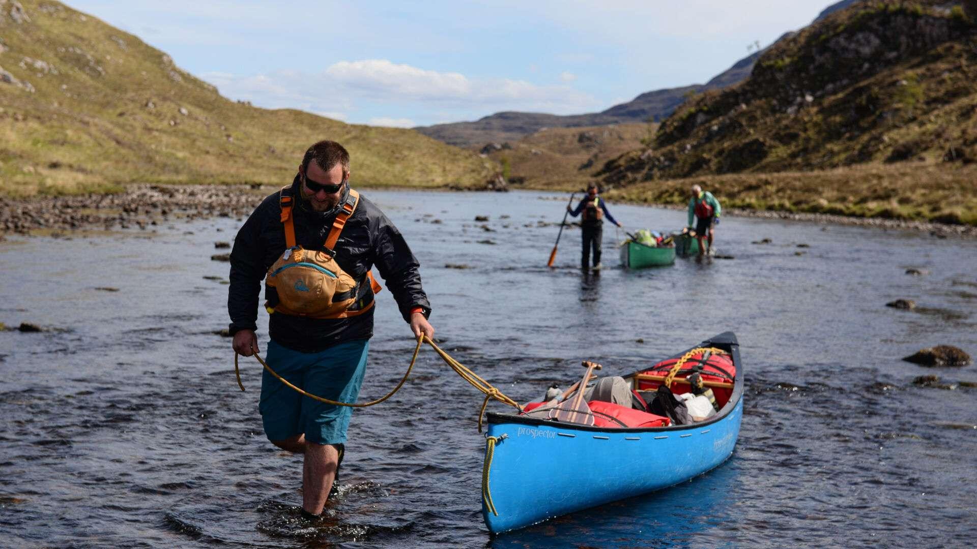 Rannoch Moor Expedition