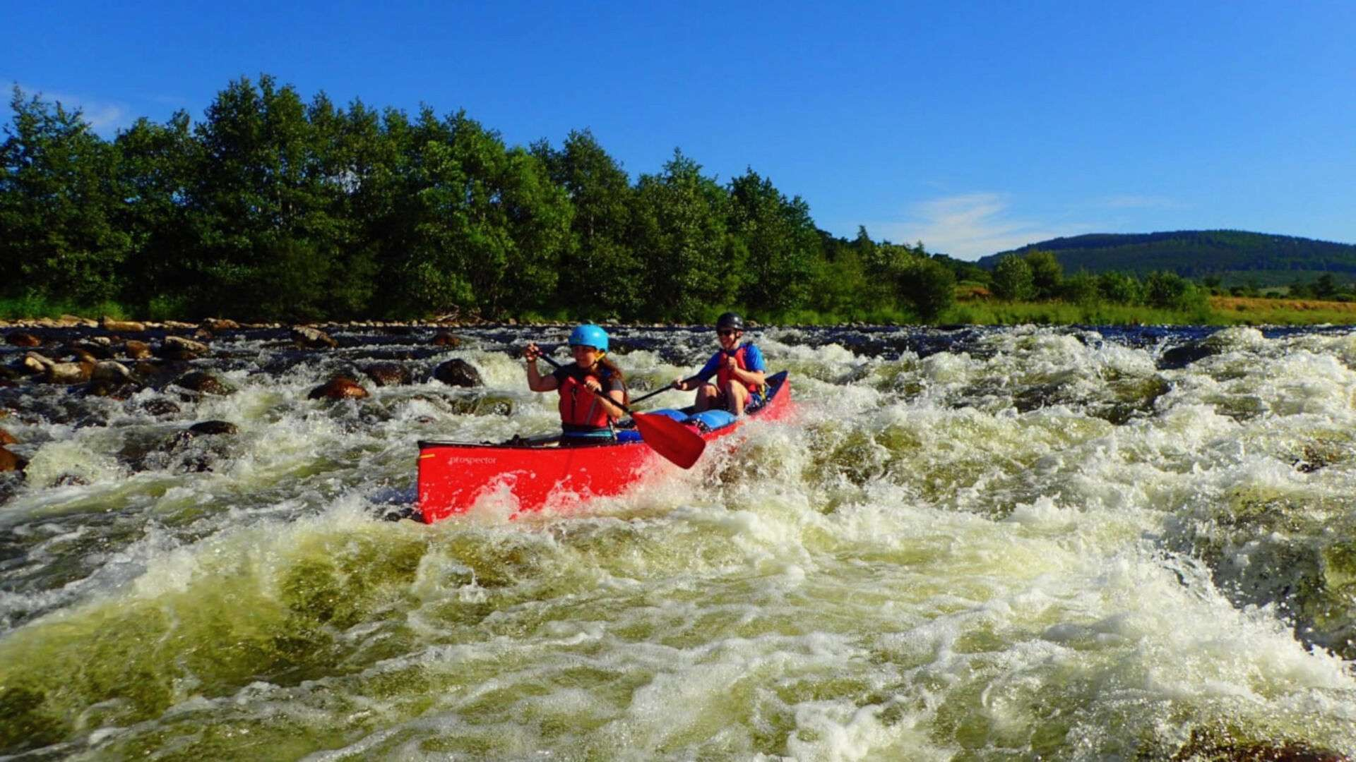 The Spey Descent Expedition